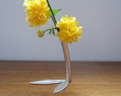 Vintage Sterling Silver Bud Vase. Silver Jubilee Hallmarks. Addy on Etsy.