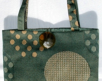 Rescued, Redesigned, Recycled Purse