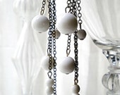 Sexy Spheres of Milky Snow - Vintage Re-make - Zip and Ruth Signature Series