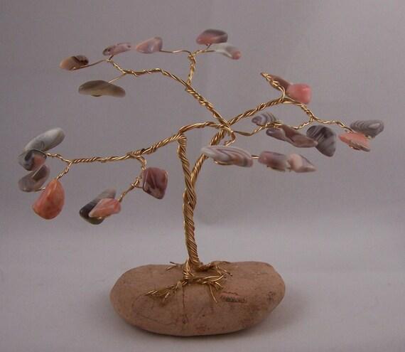 Botswana Agate Gem Tree