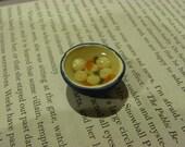 Matzoh Ball Soup Pendant