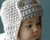 Pilot Hat for 6 to 12 Months and 12 to 24 Months