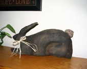 Extreme Primitive Black Rabbit