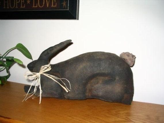 Extreme Primitive Black Rabbit