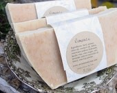 Romance Bar Soap-Natural, Handmade, Cold Process Soap