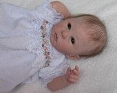 reborn baby sweet Melody, from the L.Tuzio Ross kit,  free shipping