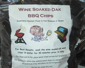 RECYCLED Wine Barrel BBQ Chips
