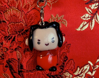 Avatar (ATLA) Cell Phone Charm - Azula (Choice of Straps)