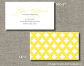 Custom Listing for Katelyn Prisco - Calling Cards, Call Me Cards, Business Cards - Set of 250