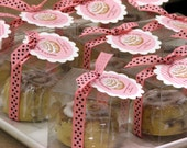 Set of 40 Bun in the Oven Cinnamon Bun Soap Baby Shower Party Favors
