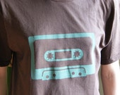 SALE - The Glowing Cassette T-shirt