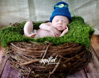 Wood Branch Nest, Owl Nest, Bird Nest, Newborn Nest, Newborn Photography, Baby Photography, Photo Prop, Beautiful Photo Prop
