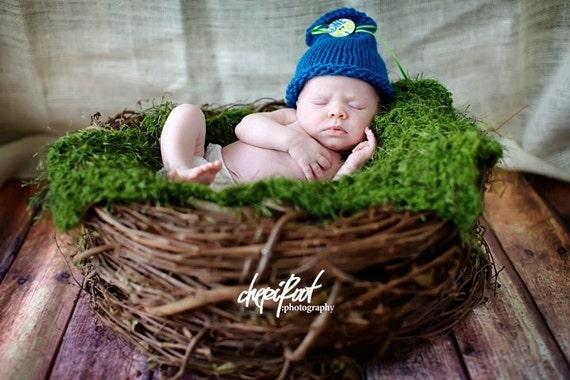 Wood Branch Nest, Owl Nest, Bird Nest, Newborn Nest, Newborn Photography, Baby Photography, Photo Prop, Beautiful Photo Prop