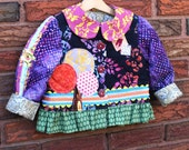 SALE....Size 4 Quilted Jacket