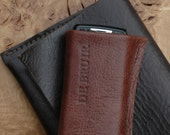 iPhone Cover, Blackberry Case, Cell phone holder, Leather smartphone protector