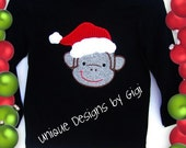 Monkeying around for Christmas T shirt