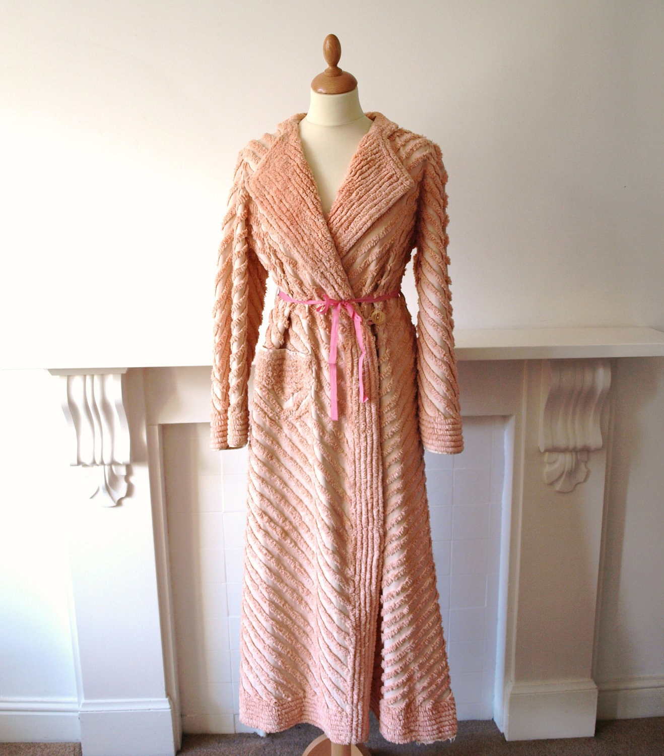 Candlewick Dressing Gown - Best Ideas Gowns