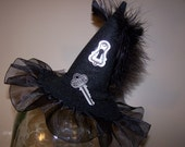 secret dreams mini witch hat