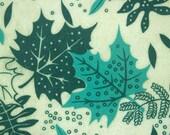 Fiberglass Leaf Tray / Mid-century Large