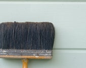 Vintage Horse Hair Paint Brush