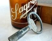 Antique Key and Bottle Opener