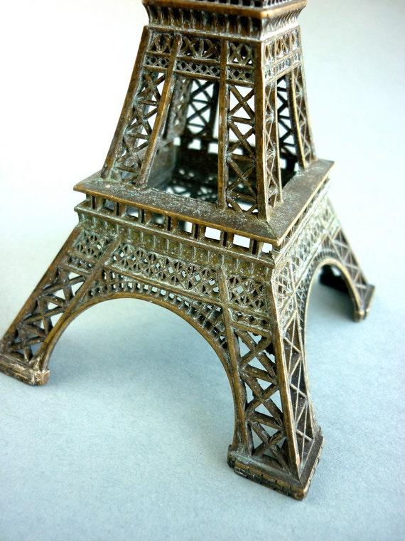 Vintage Tour Eiffel Paris