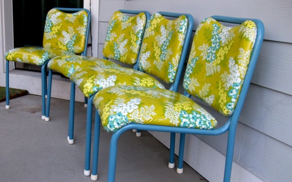 Not your Grandma's Kitchen Heather Bailey Chair Set
