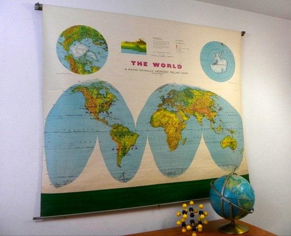 Rand McNally Classroom Atlas Paperback c.2012