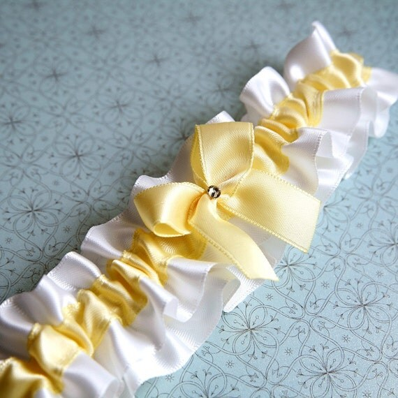Items Similar To Wedding Garter, Bridal Garter, Boudoir