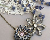 Star Struck Upcycled Necklace
