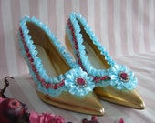 Marie Antoinettes Wedding or Party Shoes