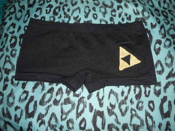 Legend of Zelda Skyward Sword shirt and panty SET