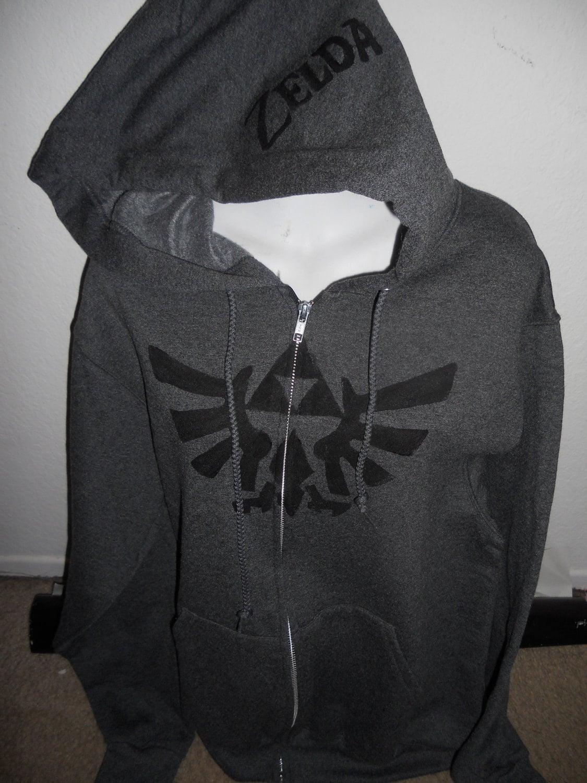 Legend of zelda hoodies