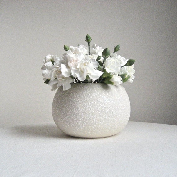 RESERVED for L - California Originals Round Pottery Vase
