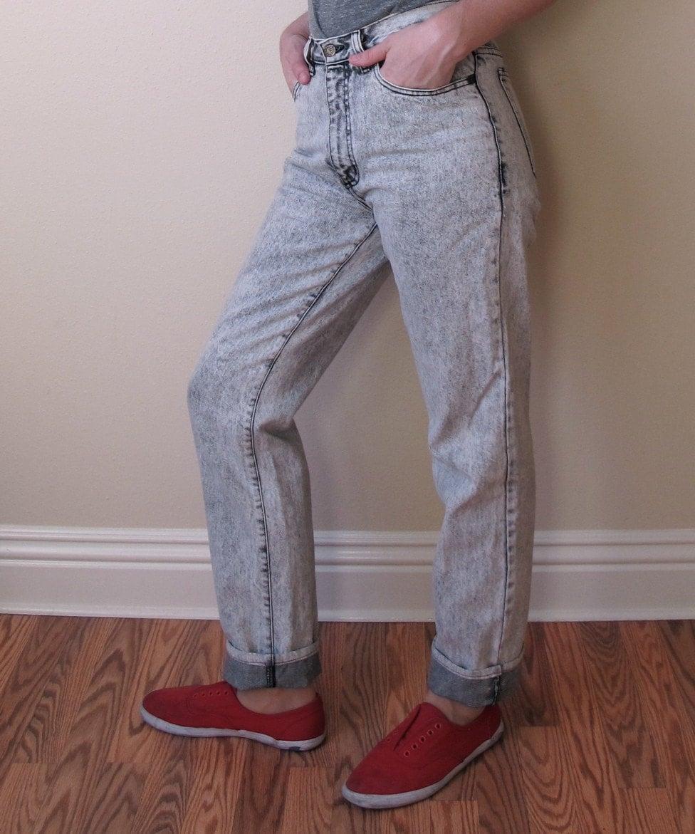 Mens Jeans 38 Waist 30 Leg