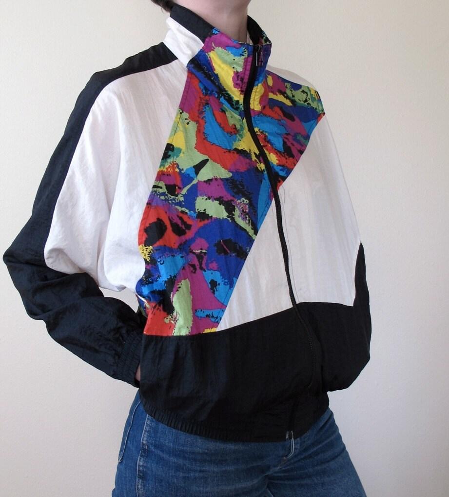 Vintage Late '80s Nike Windbreaker