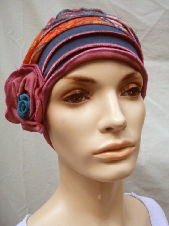 Gorgeous Funky  Flower Womens Gypsy Vintage style Headband