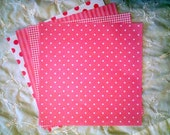 Pretty in Pink 12x12 Paper (Pack of 4)