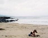 Almost a Sand Castle-Fine Art Photography-Portrait
