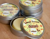 best all natural lotion bar