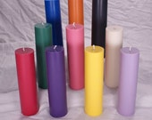 Soy Pillar Play Candle