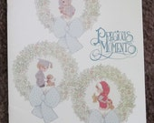 Precious Moments Miniatures vol. 4  Counted Cross Stitch