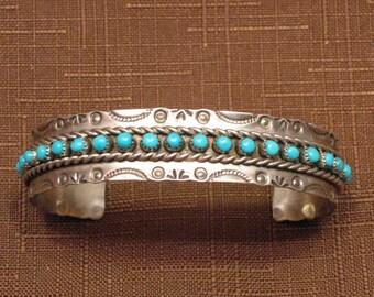 ZUNI Turquoise Bracelet by Ukestine