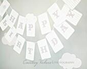 Balloons Make Me Happy Printable EDITABLE Mini Banner
