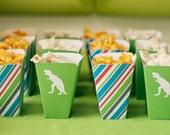 Dino Mite DIY Printable Snack Cups