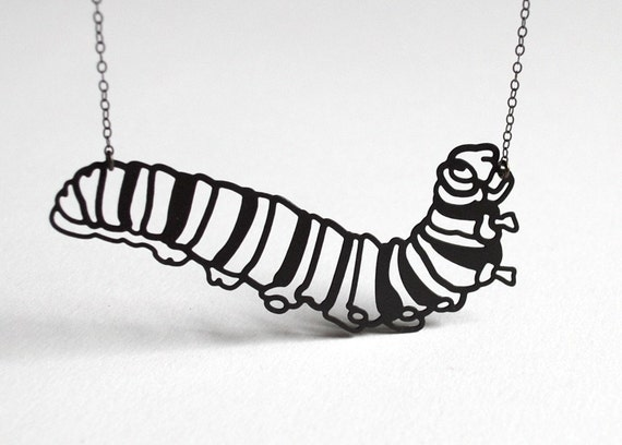 NEW Caterpillar Necklace