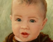 RESERVED FOR BRENDA Commission Your Own Portrait by Amy Schrom