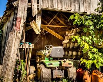 Maryland Art, The Shed , Fine Art Photography, Rural Art, Farm Art