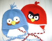 Angry birds beanie/ hat