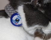 R2D2 Kitty Collar
